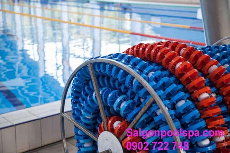 đặc điểm Dây Phao Phân Làn Bê Bơi