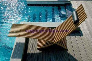 Ghế nằm Bể bơi