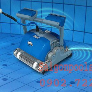 Giá robot vệ sinh hồ bơi