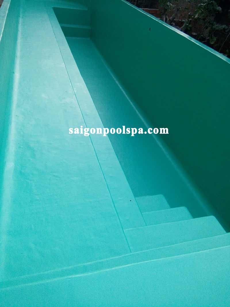 Bể bơi composite