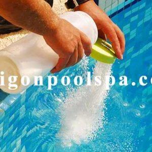Hướng dẫn sử dụng các loại hóa chất hồ bơi
