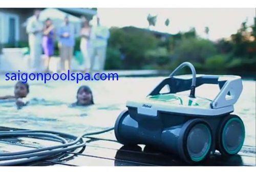 Lựa chọn robot vệ sinh hồ bơi