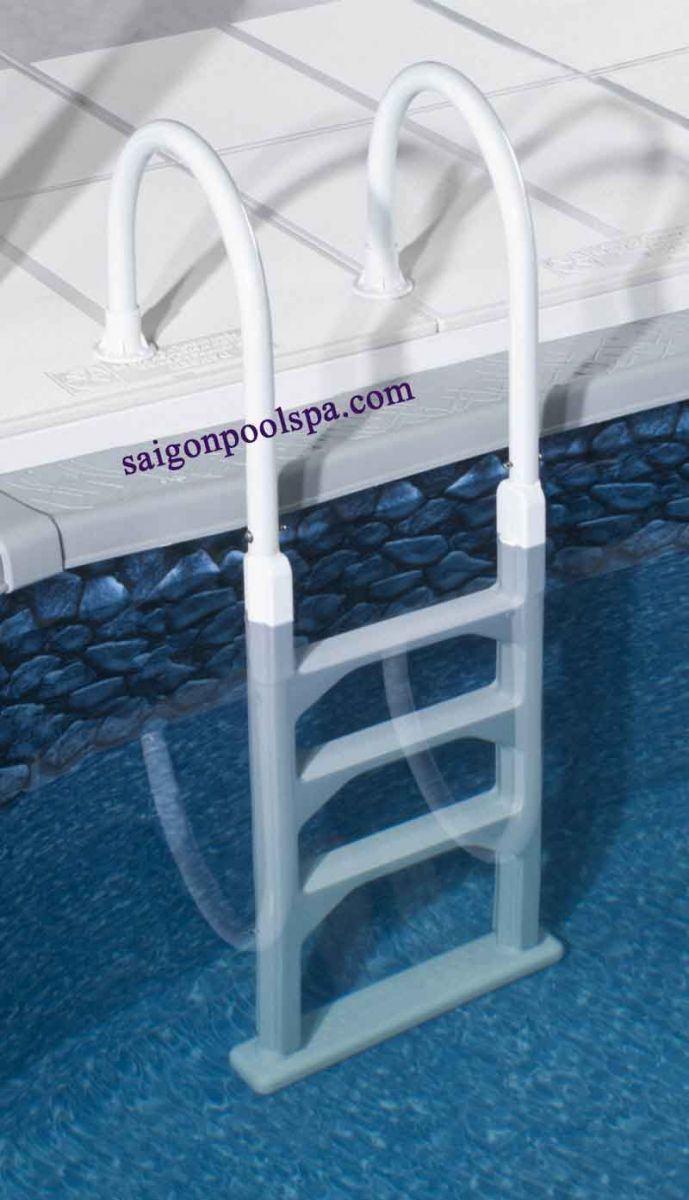 Tay vịn cầu thang hồ bơi