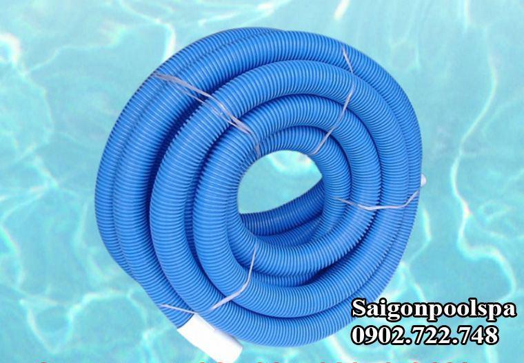 giá ống mềm vệ sinh hồ bơi Emaux