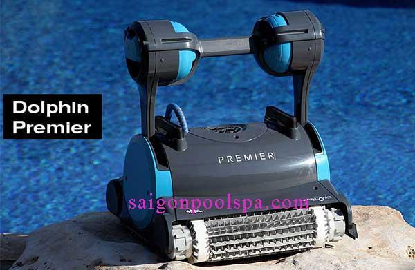 Robot vệ sinh hồ bơi Premier Intelligent