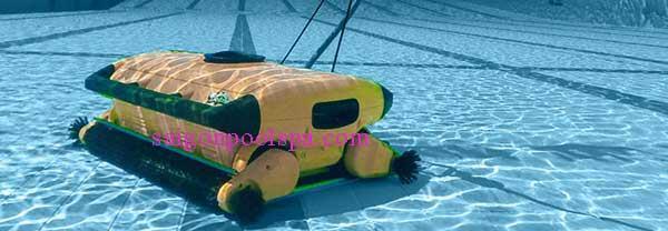 Robot bể bơi dolphin 300XL