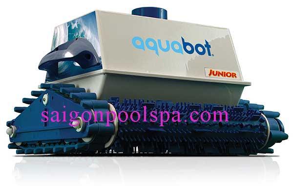 Robot làm sạch bể bơi Aquabot Junior
