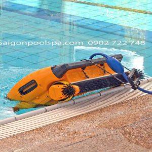 Robot vệ sinh Bể bơi