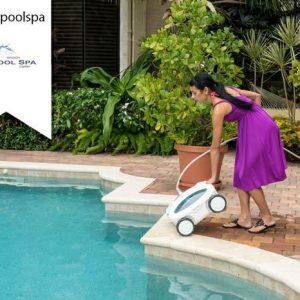Robot vệ sinh cho Hồ bơi