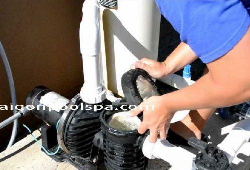 Sửa chữa thiết bị Hồ bơi chuyên nghiệp
