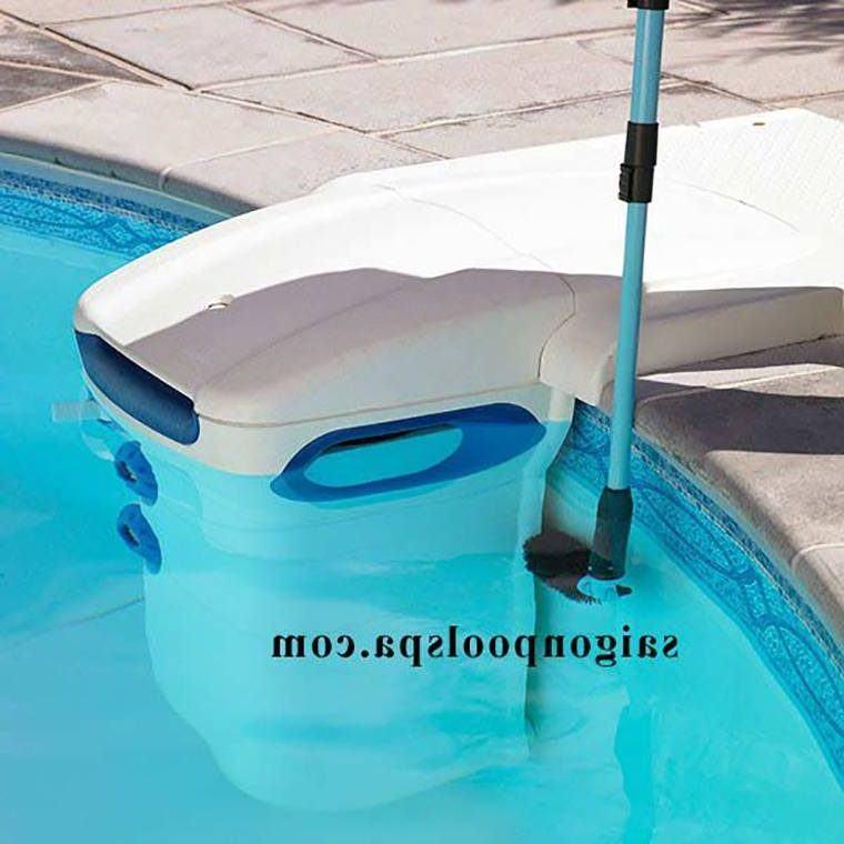 Tổng quan máy lọc nước hồ bơi thông minh khi lắp đặt