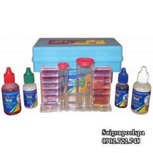 Bộ hộp thử test kit nước hồ bơi