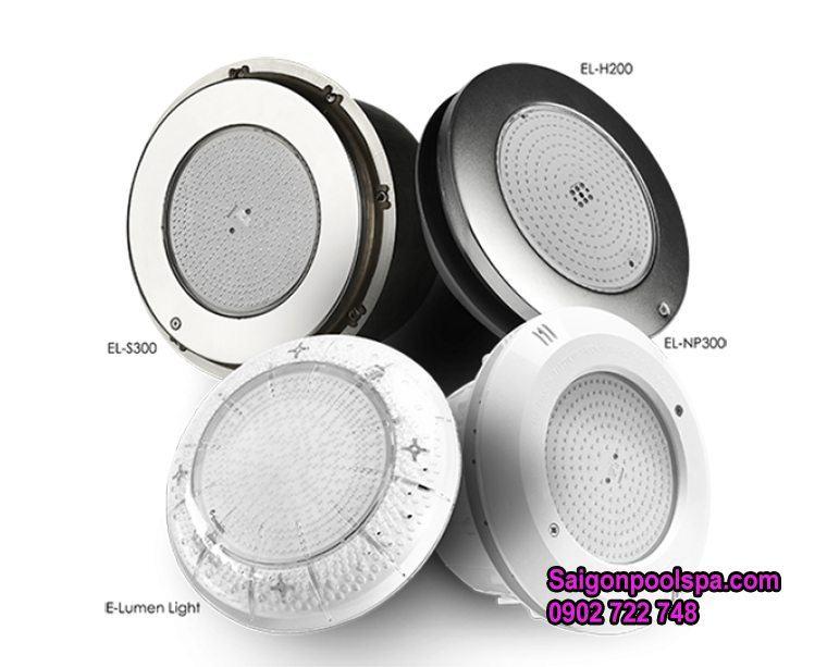 đèn emaux đạt tiêu chuẩn chống nước ip 68