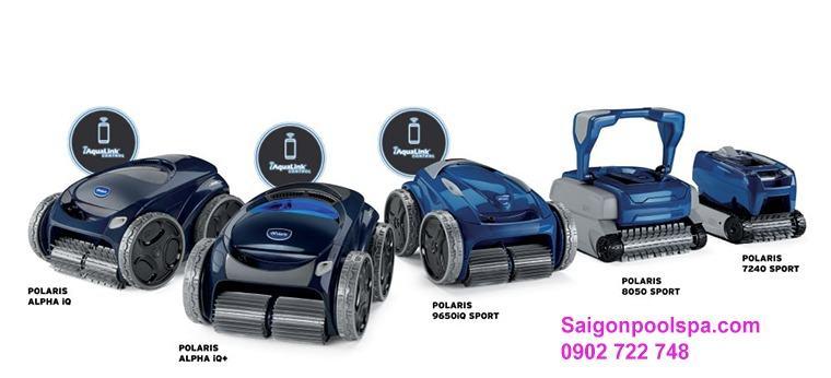 Robot lọc vệ sinh công nghệ thông minh