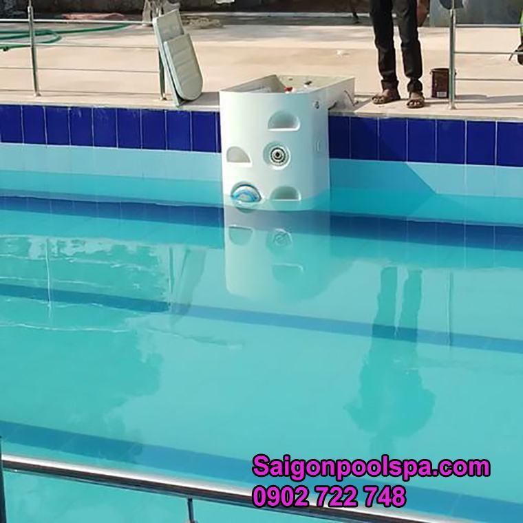 Thiết bị lọc nước thông minh không đường ống