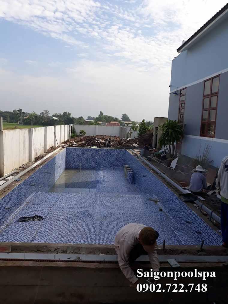 Tại Sao Phải Lựa Chọn 1 Công Ty Thi Công Bể Bơi Chuyên Nghiệp
